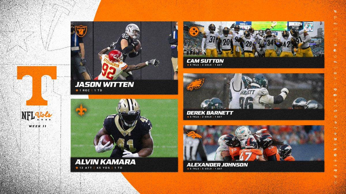 Week 11, already. #NFLVols https://t.co/mXpMxoS7PB