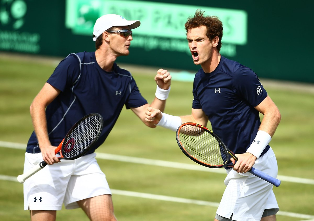 1⃣st time a pair of siblings had scored all 3⃣ points to win a @daviscup tie since 1998  #BackTheBrits 🇬🇧 https://t.co/oBvlug0p2k