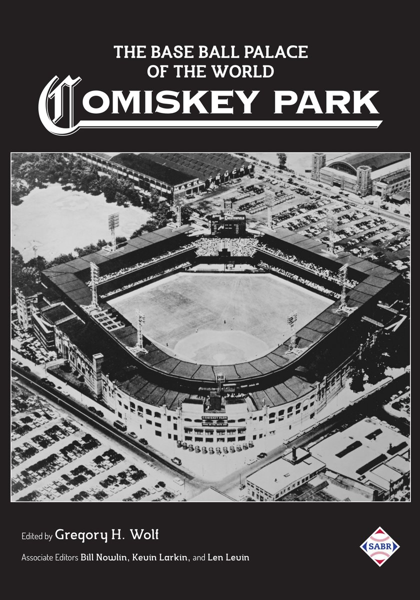From Shoeless Joe to the South Side Hit Men, find stories from the 100 most memorable games at the Chicago @whitesox's original Comiskey Park at @SABRGames: https://t.co/Y14RcA6dYo #SABR https://t.co/0HR0VQnNpD