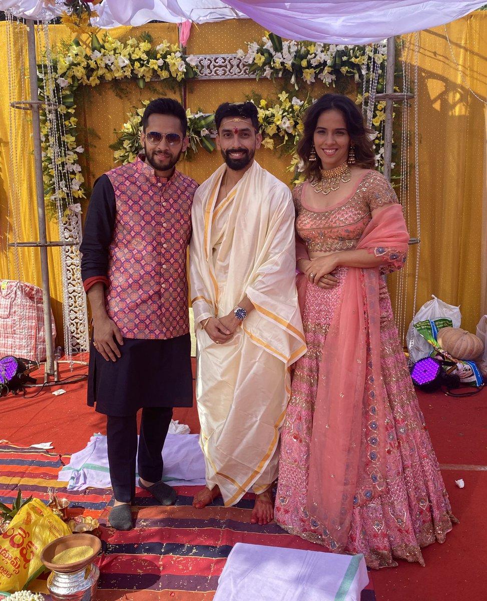 Wish u a very happy married life @GuruSaiDutt1 ☺️☺️