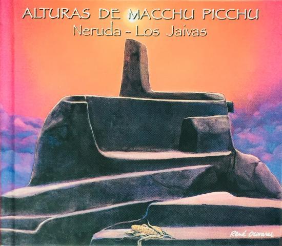 Imágenes de Chile: Pablo Neruda y Los Jaivas - Alturas de Macchu Picchu  Música, historia e imágenes en https://t.co/kZ0yNWrA1d https://t.co/j4Si2m9gKZ