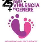 Image for the Tweet beginning: DIA INTERNACIONAL DE L'ELIMINACIÓ DE