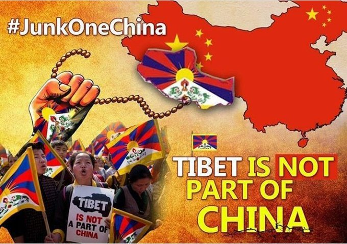 "@CCTVAsiaPacific Only criminals are claiming ""China's Tibet"" & why they never say #China's #ChineseVirus? It's orginated from China & #Tibet is invaded, has no legitimate to claim  #FreeTibet #FreeHK #西藏 #XiJinping #CCP #IndiaChinaFaceOff #India #PLA #HoldChinaAccountable"