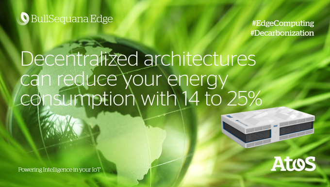 Choose #BullSequana Edge for real-time decision making for your #IoT infrastructure. >> ht...