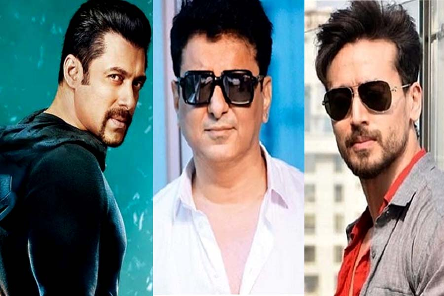 साजिद नाडियाडवाला की इन फिल्मों में साथ नजर आ सकते हैं सलमान-टाइगर!     #SajidNadiadwala #Film