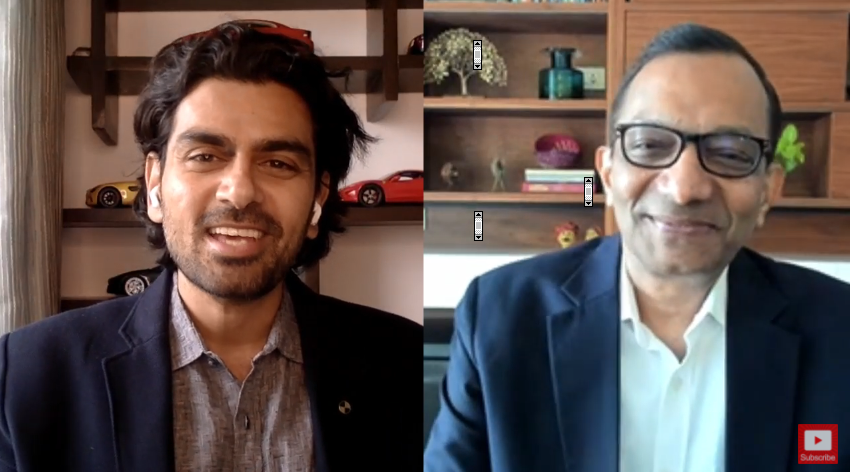 .@GoenkaPk the MD and CEO of @MahindraRise is live on carandbike's YouTube channel to talk about the recent crash test results from @GlobalNCAP, which has given the new Thar a 4-star rating.  #safercarsforindia  Live Chat Here: