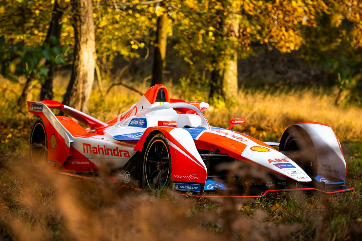 Say hello to our M7Electro 😍 We may be biased, but what a beauty!! #passioneers @FIAFormulaE https://t.co/TgzLuOGhZZ