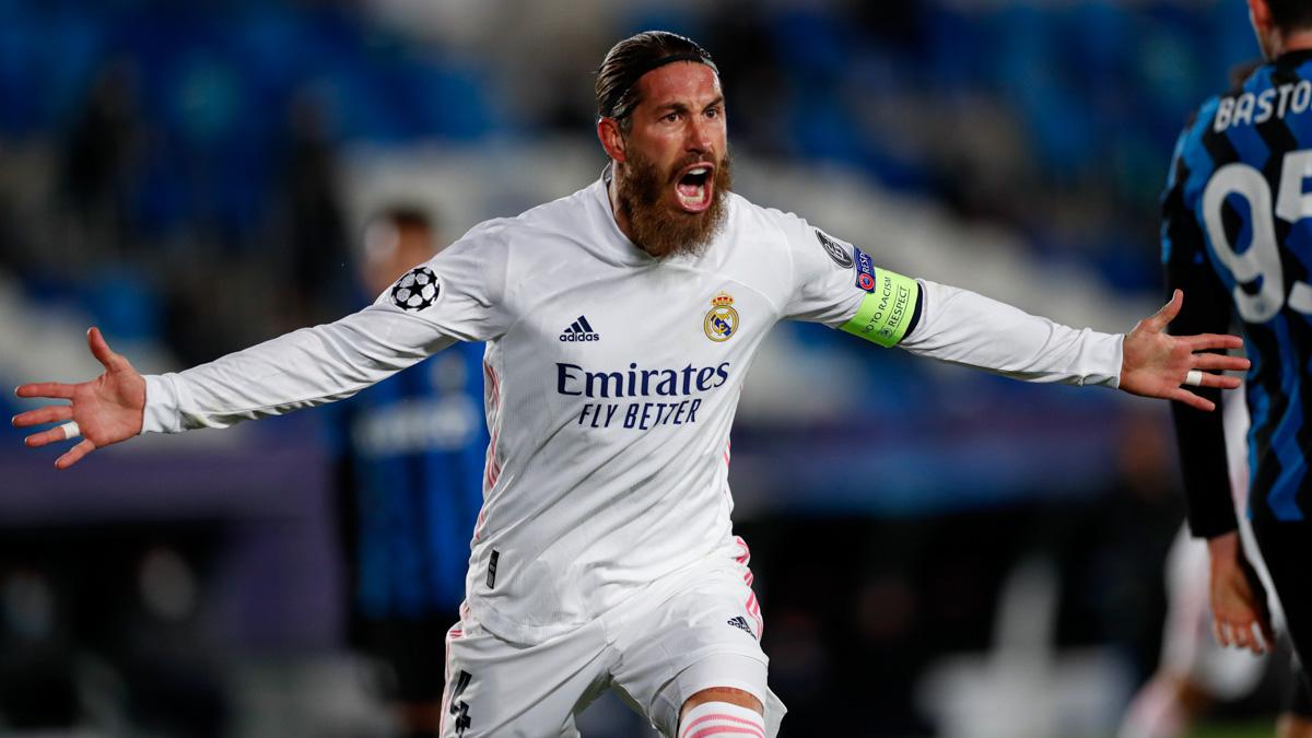 🔝👏 ¡@SergioRamos, en la lista de 11 candidatos a ganar el Premio #TheBest al Jugador de la FIFA 2020! © #HalaMadrid