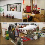 Ho ho ho! Our Pre-Prep is enjoying spreading some festive cheer. It now has its very own 'Winter Wonderland' complete with cosy reading Gingerbread House, Santa's Workshop, reindeer and much more! #Christmas2020 #earlyyearseducation #Hertfordshire ☃️🎅
