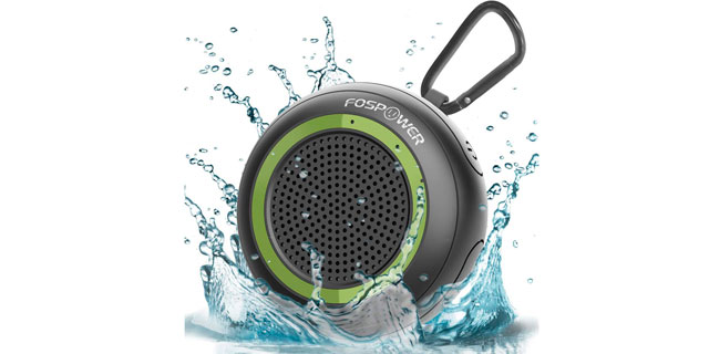 #Amazon for travellers: FosPower Waterproof Bluetooth Speaker - 10 Hrs Playtime   https://t.co/c9YD7DejqO   #amazondeals #deals #gadgets #travel #giftguide #gift #giftidea #music #nowplaying #listening #dancing #party #bluetooth https://t.co/upQsFgDeQ0