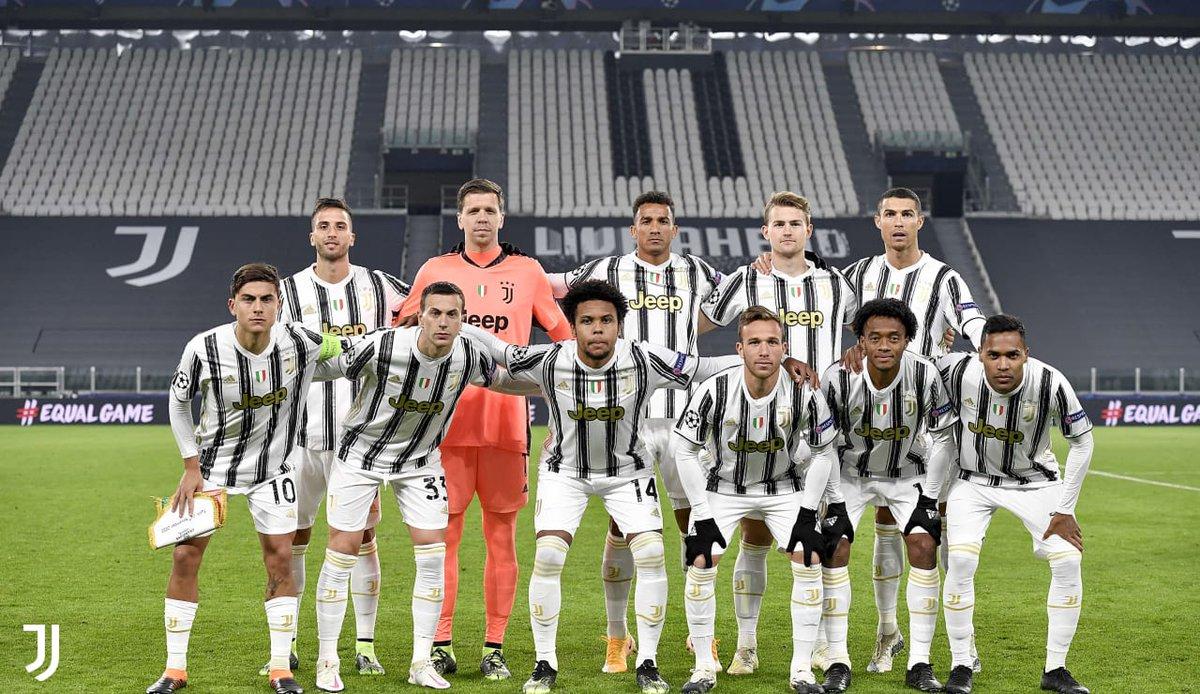 Juventus vs Ferencvaros 2-1 [Champions League 2020/2021] | Forum |  FusoElektronique
