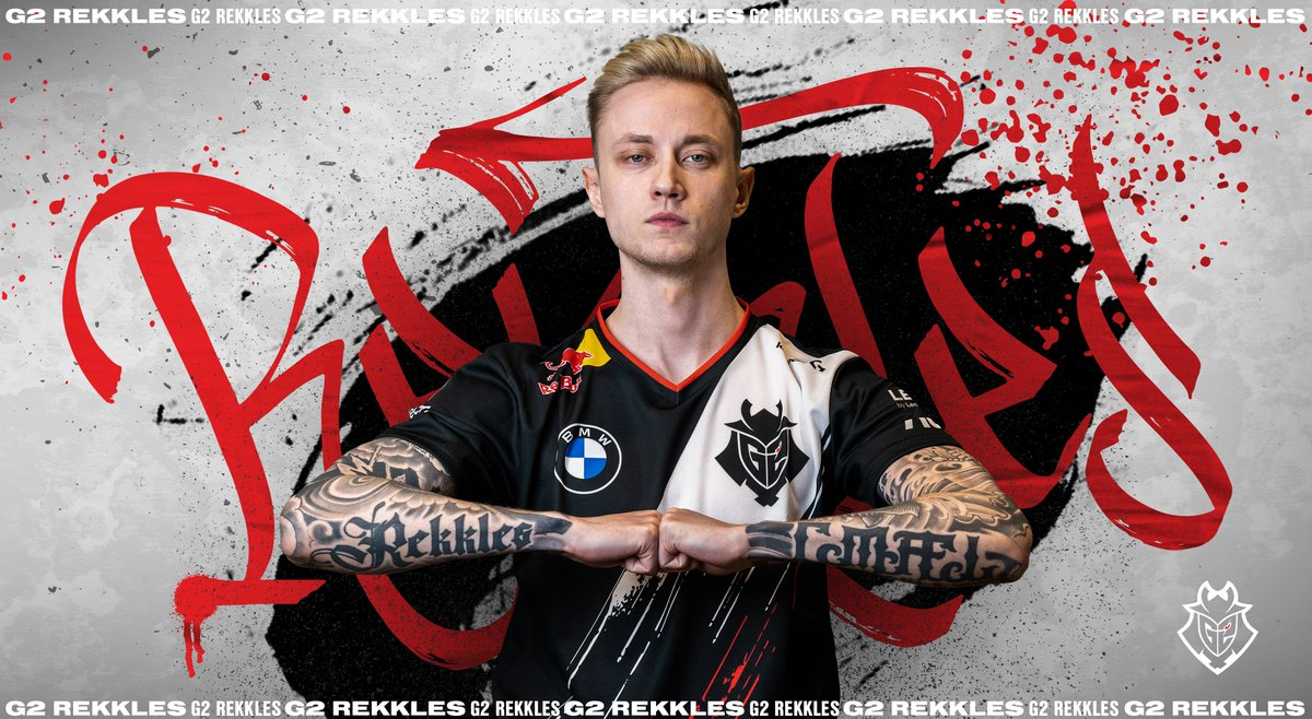 Alasan Rekkles Join G2 Esports