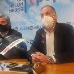 Image for the Tweet beginning: El PP pide en Hellín