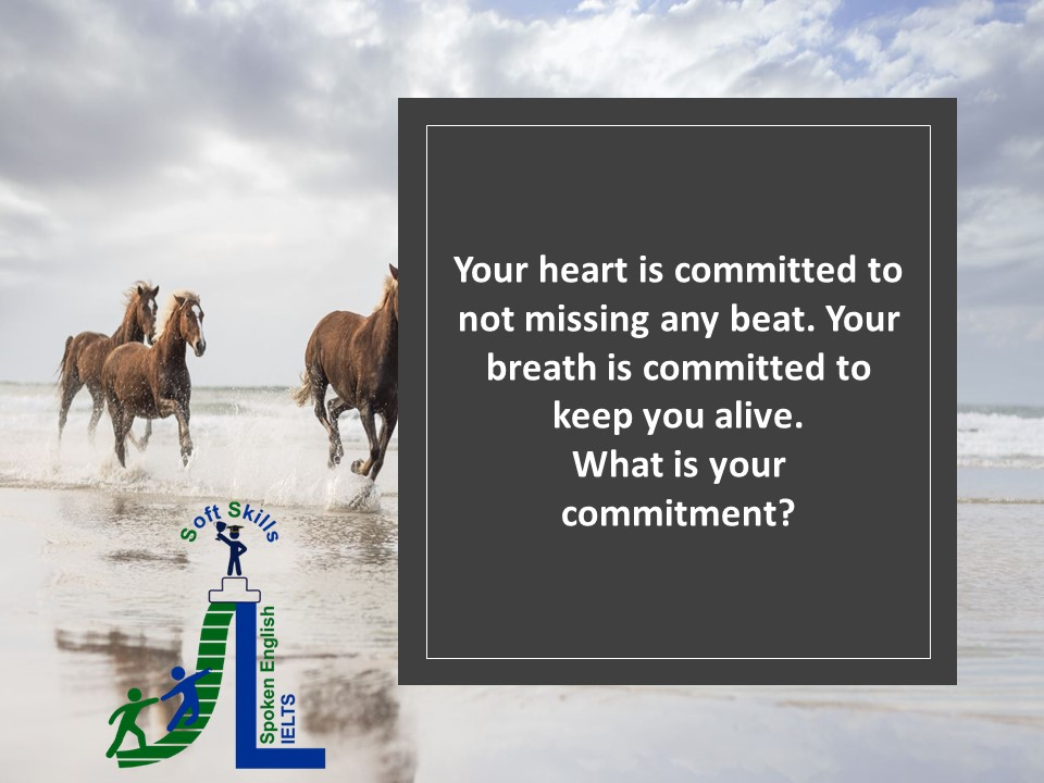 #Your #heart #is #committed #to #not #missing #any #beat. #Your #breath #is #committed #to #keep #you #alive #What #is #your #commitment Happy cold Wednesday evening! https://t.co/WWO00ei6tY