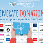 Image for the Tweet beginning: Support us this Christmas by