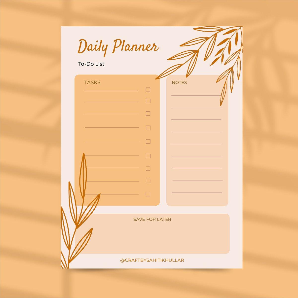 Printable Daily Planner Fillable, US Letter Daily Planner, Instant Download, Daily Planner, Task Organiser Print https://t.co/JyXiNtDZjT via @Etsy @EtsyIndia  #graphicdesign #wallart #digitalportrait #graphicdesigner #dailyplanner #todolist #DesiforPardes #etsyshop https://t.co/wcOYrgtvVW