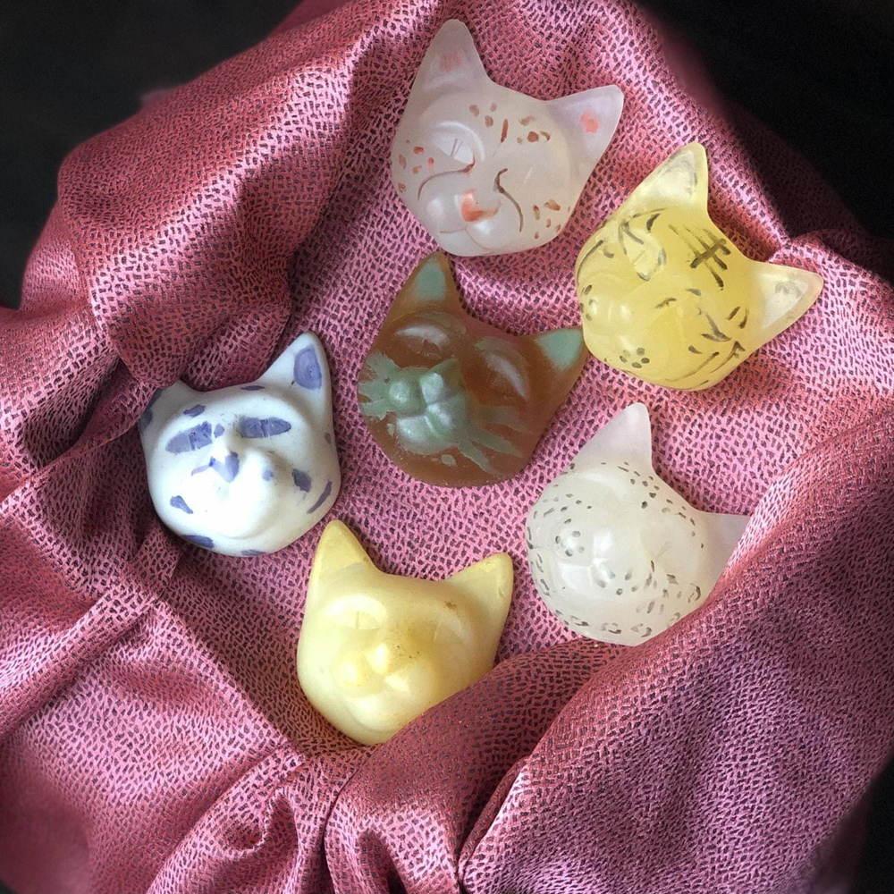 猫石鹸&星座モチーフソープの9.kyuuがうめだ阪急に限定ショップ、石鹸作りのワークショップも -