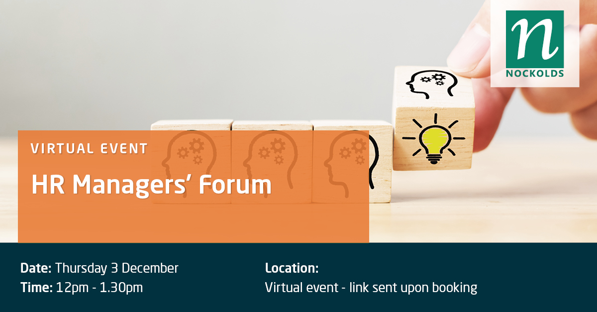 Book your place at our next HR Managers' Forum, a bi-monthly meeting which brings together HR Managers from a variety of industry sectors. Find out more https://t.co/Ja7EdOIDTL #HumanResources #FreeEvents https://t.co/V41ChTRuky
