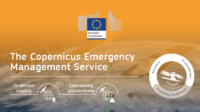 🖥️ The @CopernicusEU General Assembly is ongoing and among others promotes Copernicus #EMS activities.  ✔️ EMS has been helping actors involved in the management of natural disasters, emergency situations & humanitarian crises since April 2012!