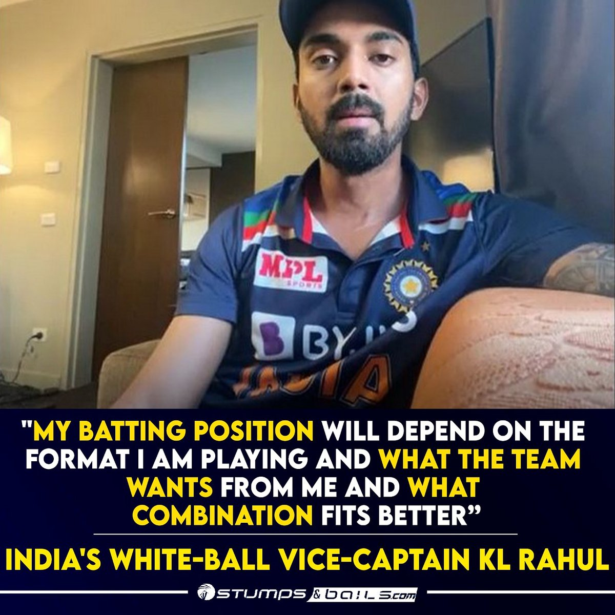 @klrahul11 will be entering with good form against #Australia  Follow us @stumpnbails #INDvsAUS #Indiancricketer #Indiatoaustralia #IndianCricketTeam #Indianteam #KLRahul #Indiatourofaustralia2020 #Indiatourofaustralia #Cricket #Cricketmatch