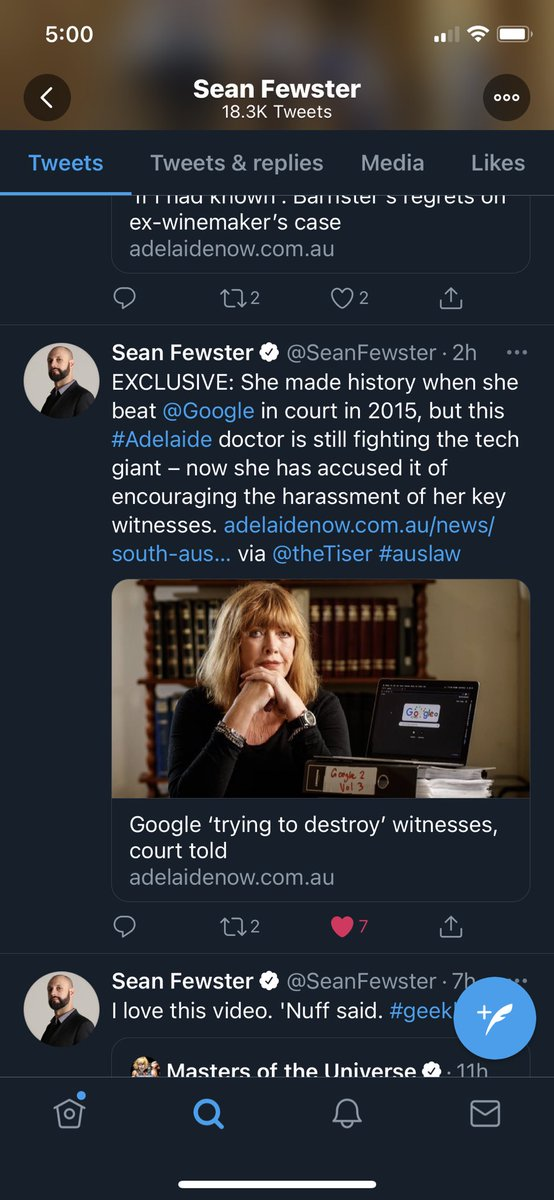 #Google gives 3rd party websites concerns notices & removal requests from Australians to publish to the world (hence spreading the humiliation & hurt) & yet  @PaulFletcherMP & @tweetinjules won't even talk with me. https://t.co/xVVhmrgXVT