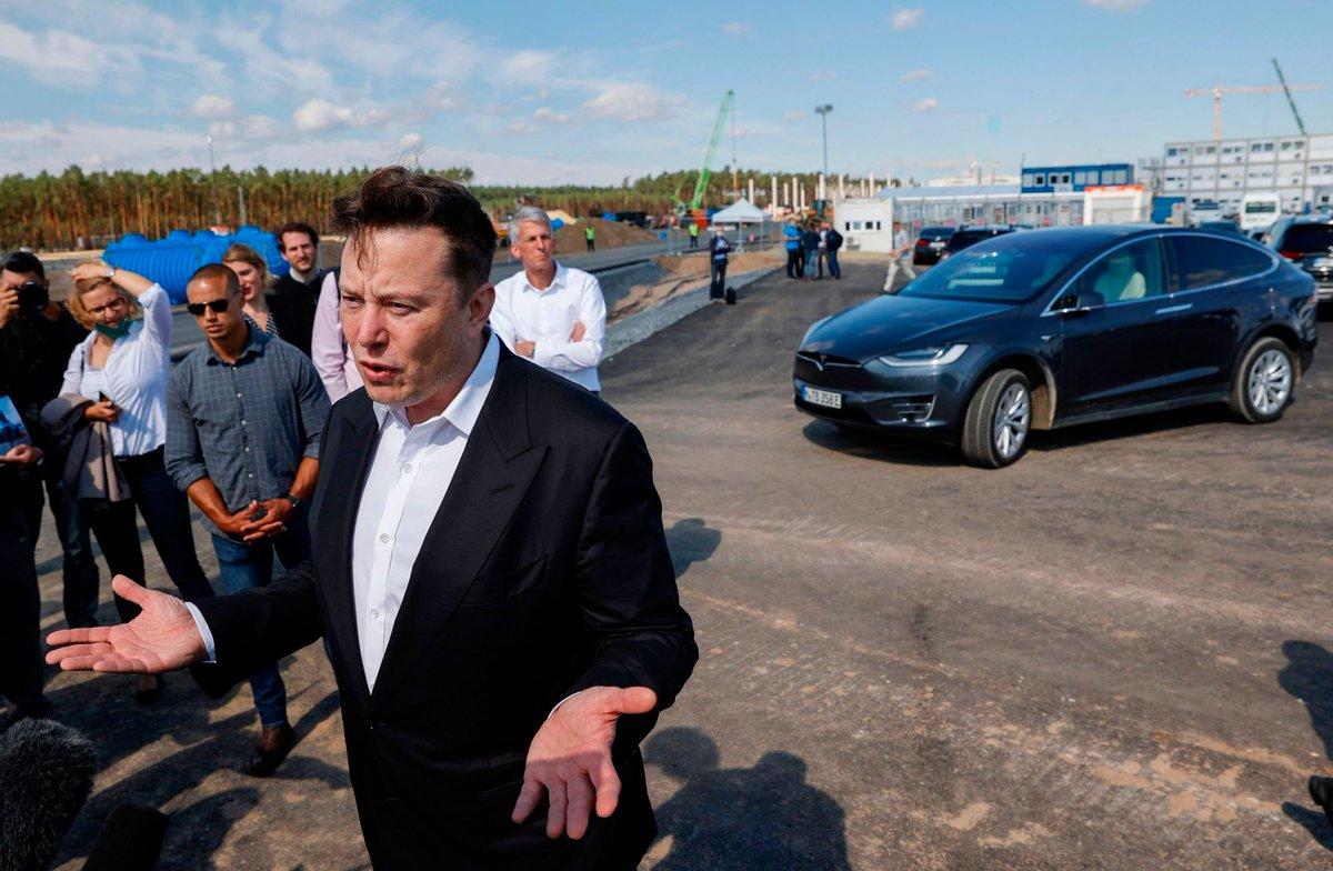 "Yahoo Finance on Twitter ""Elon Musk plans 'world's biggest ..."