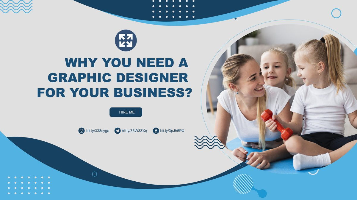 Graphic Designing is important in the sales and marketing of products and is a critical component of brochures and logos. Graphic Designers are hence sometimes, referred to as graphic artists or communication designers.  #VA #virtualassistant #GraphicDesign https://t.co/5bOjr5A1uC