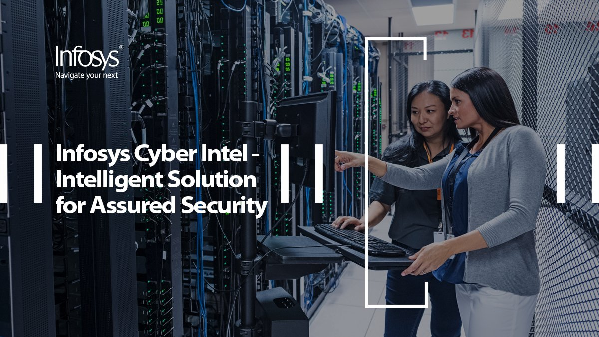 Move from reactive security to proactive, where threat intelligence can help decision-makers to decipher the context behind an incident, thereby defeating spurious signals. Know how Infosys Cyber Intel can help. https://t.co/ghUBABPM6E #fortifycyber #CyberSecurity https://t.co/B6ZNeM9EwK