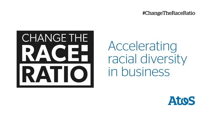 Proud to be an early signatory of the #ChangeTheRaceRatio charter, reinforcing our commitment...