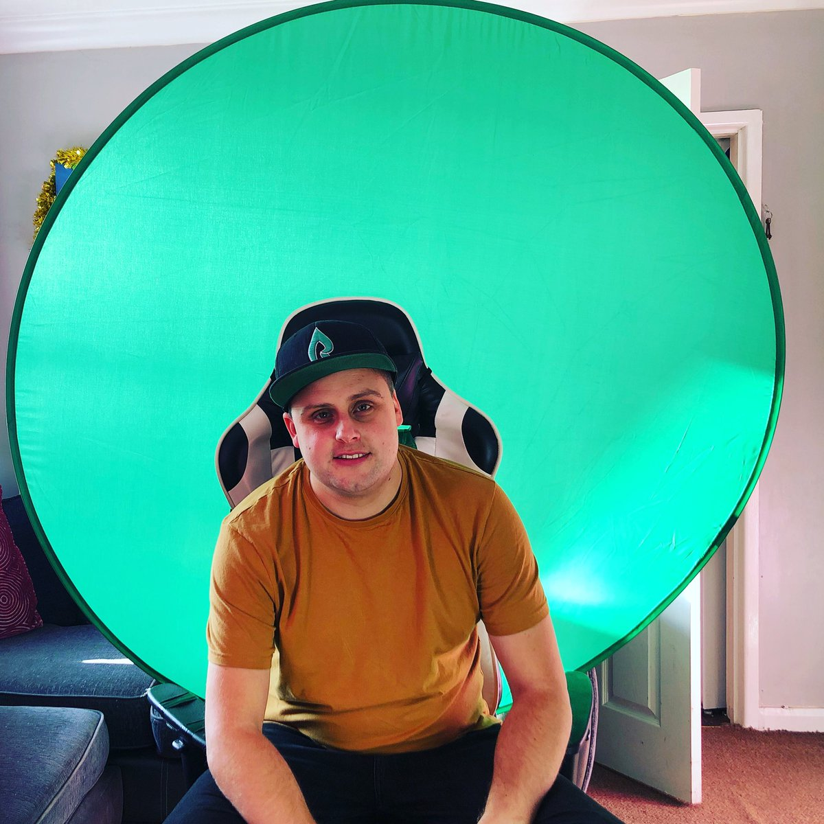 SensationLIVE - Amazing green screens from @limeprogaming  head across check them out