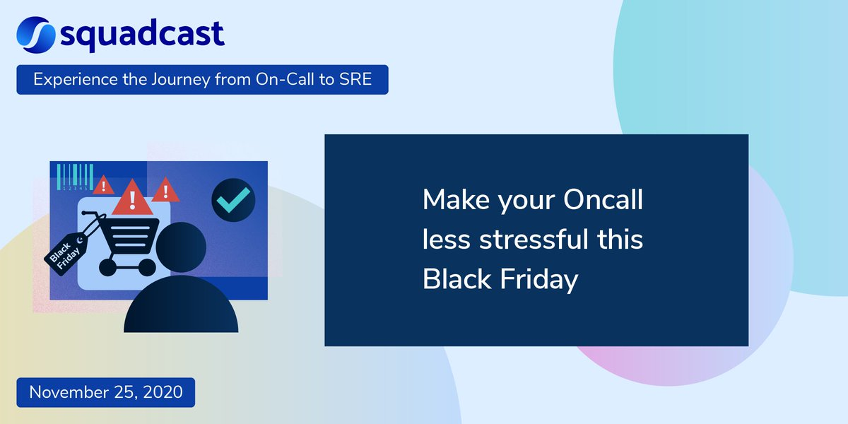 #Oncall engineers are the first line of defense when an outage occurs ensuring customer-impacting services are quickly noticed & resolved. Survive this #blackfriday call-of-duty with our free #oncall onboarding checklist & make #oncall less stressful. 👉