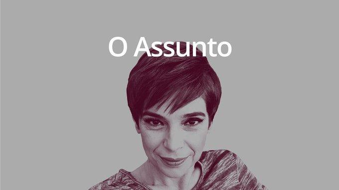 #OAssunto - O que o encalhe de 7 milhões de testes de Covid revela sobre o Brasil na pandemia? Para responder, @renataloprete conversa com @anarina e @MBittencourtMD 🎧 Ouça:  #G1