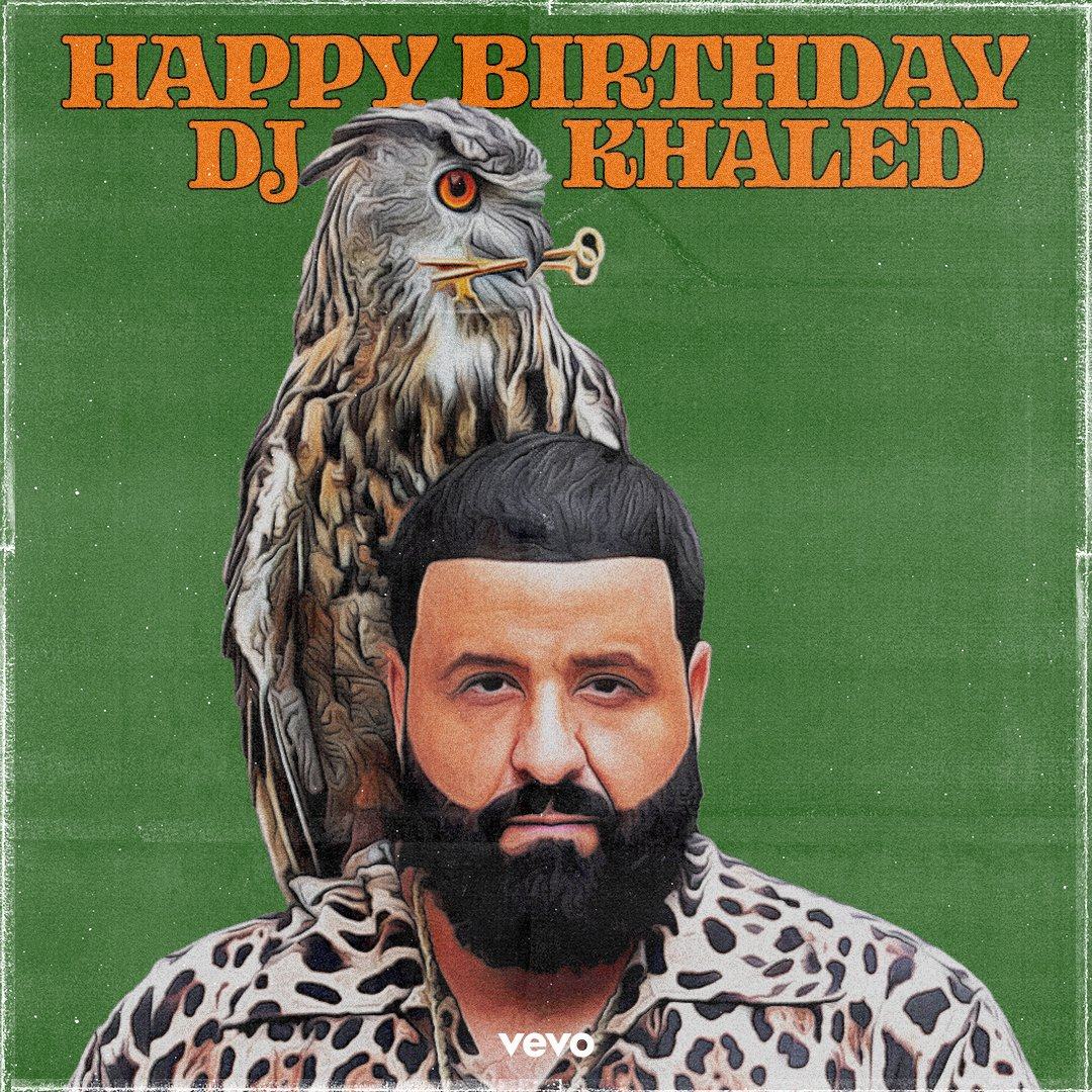 ANOTHA ONE 🎂🙏🔑  Bump our playlist in honor of @djkhaled's day! ⠀⠀⠀⠀⠀⠀⠀⠀⠀ ▶️