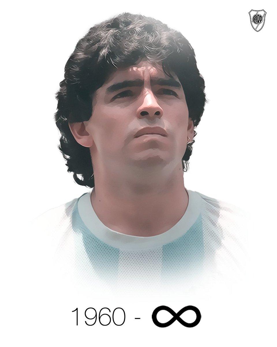 Hasta siempre, Diego. https://t.co/IDrvng1CSq