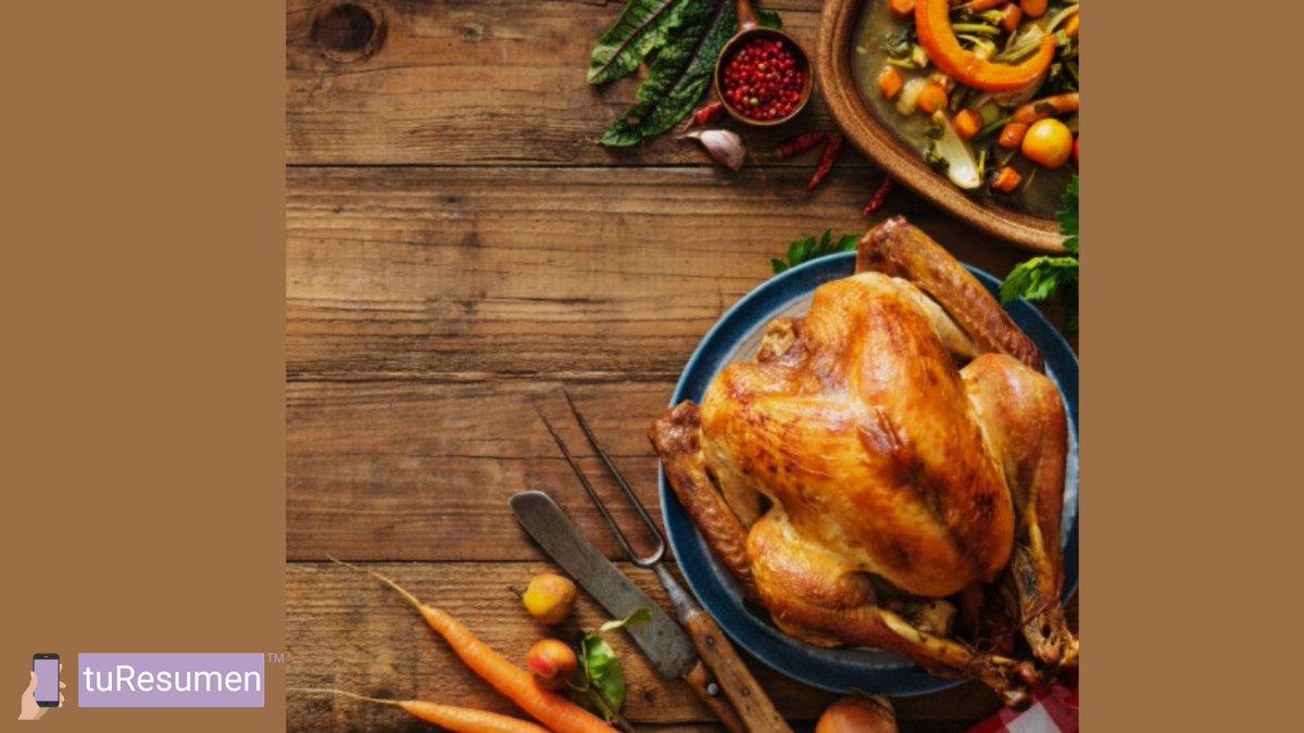 El cuarto jueves de noviembre de cada año, se celebra en EEUU el Día de Acción de Gracias; una festividad que mueve masas, donde millones de personas se desplazan a visitar a sus familias y a compartir con una tradicional cena.  Más información en: https://t.co/YoHX0c4PN5 https://t.co/8WH7KpXXvh