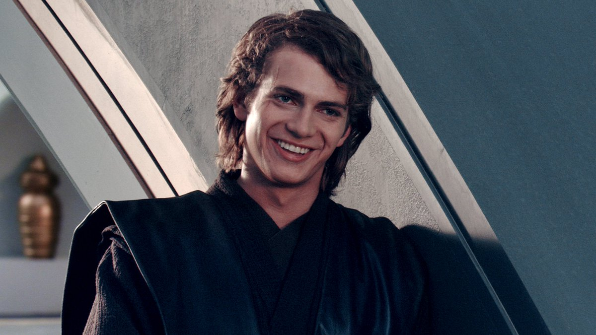 He may not have the rank of Master, but he has a Grade A smile.