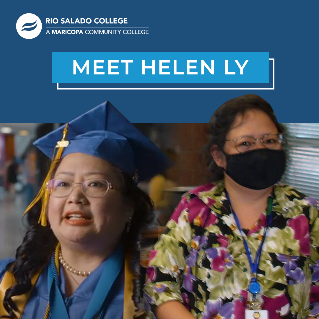 """It's been a year and a half since Helen Ly graduated from Rio Salado College. What has the teacher education program alumni been up to since then? Find out in our new series, """"Where are They Now?"""" 👀 #TeacherEd #RioGrad https://t.co/H0ckbkNgpf"""