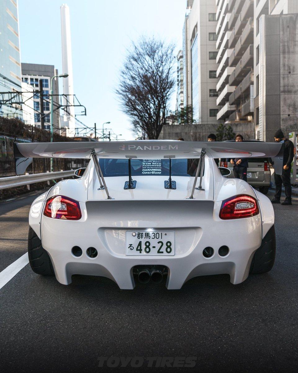Wide-Wednesday / #TOYOTIRES / IG User: @moontech.jp / @nanakogawa https://t.co/SsJi1ytbDf