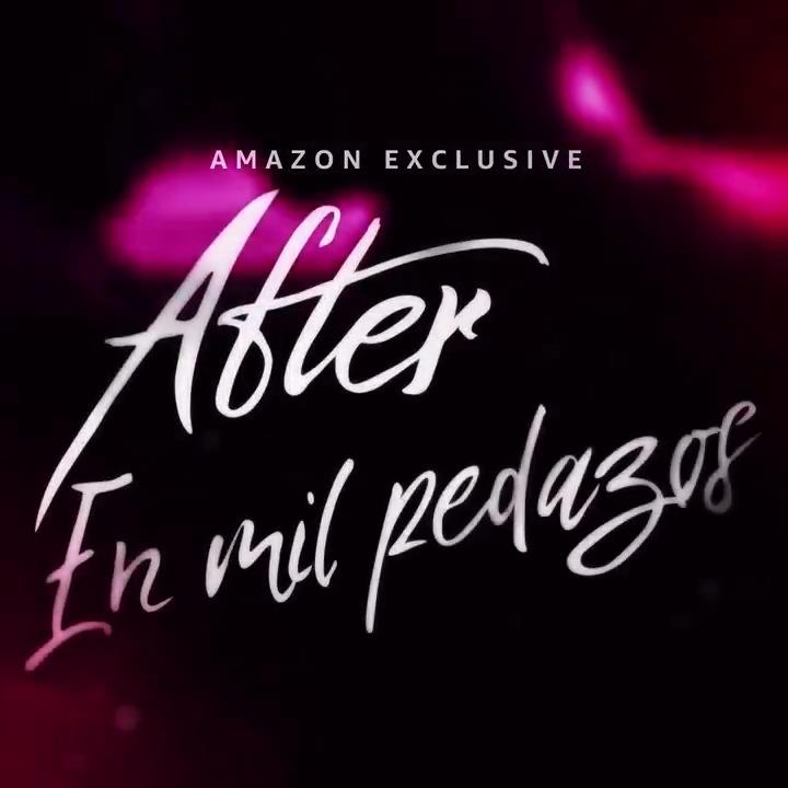 Afternators de España, la espera está a punto de terminar. 'After: En mil pedazos' llega a Prime Video el 1 de enero.