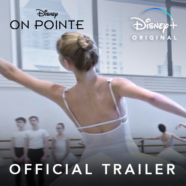 Discovering their potential won't be easy. Get a glimpse into the students from the School of American Ballet in #OnPointe, an Original Documentary Series, streaming Dec. 18 on #DisneyPlus.