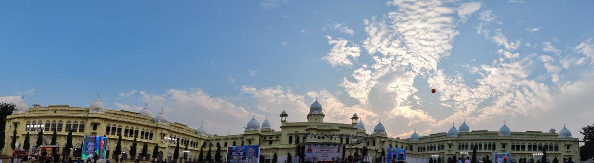 Proud 100 years #LUCentennialCelebrations  #LucknowUniversity  #UniversityOfLucknow