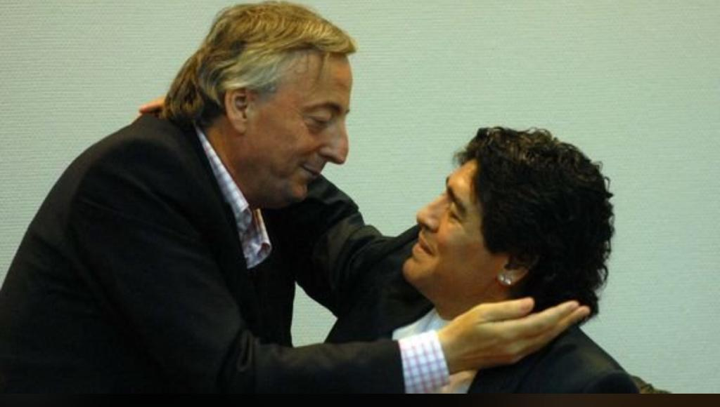 Vos también luchaste contra los poderosos!  #Maradona #DiegoEsPueblo #D10s