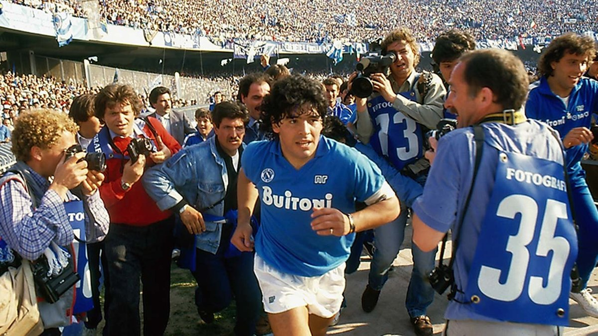 Oscar-winning director Asif Kapadia on creating the #DiegoMaradona documentary