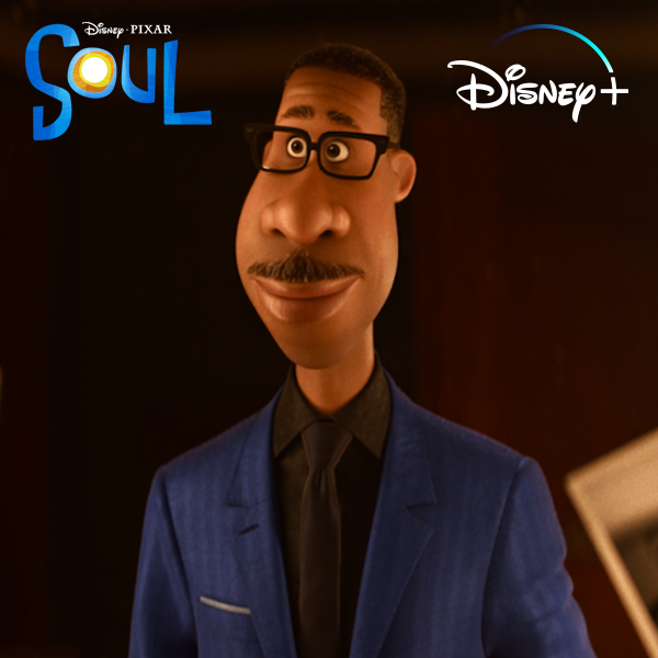 Experience a story that's larger than life. ✨🎹 Disney and Pixar's Soul is streaming only on #DisneyPlus December 25. #PixarSoul