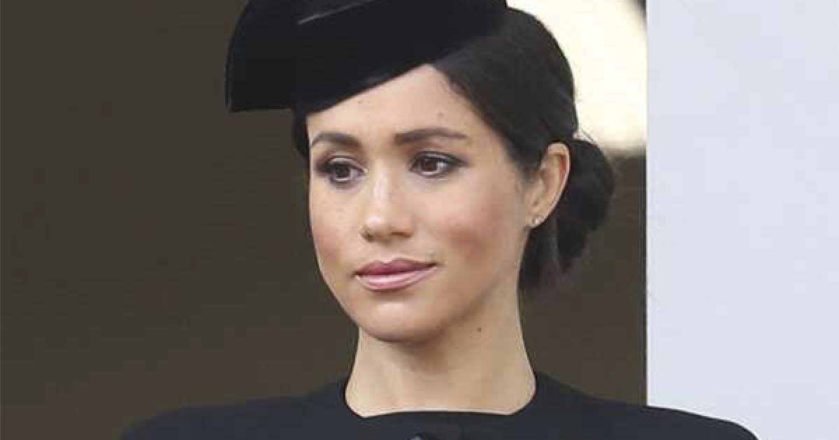 """Meghan Markle opened up about """"unbearable grief"""" after suffering a miscarriage over the summer. 💔"""