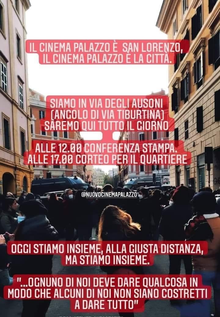 #cinemapalazzo