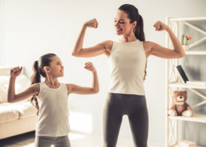 7 Tips For Busy Moms To Stay In Shape #Exercise #BusyMom #StayInShape #HealthWellness