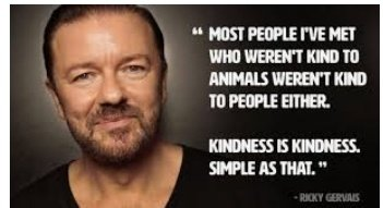 @rickygervais #rickysbollocks #TalkingBollocksnot  just a huge heartfelt thank you 🙏🏼 while having tests Drs have allowed your re runs of Twitter broadcasts to be played loud..helped and getting me through. Drs have a laugh also.they are fans..cu at 6pm🙏🏼🐾❤