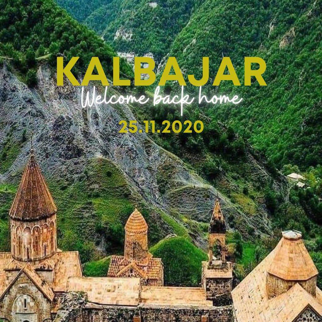 Welcome back Home #Kalbajar ♥️ #KalbajarisAzerbaijan #Karabakh #KarabakhisAzebaijan #wednesdaythought