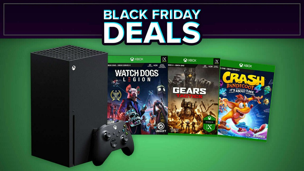 Shawn Best Black Friday 2020 Xbox Series X And Xbox One Game Deals https://t.co/DWsMdOvpHS https://t.co/gfkLXUEnfV